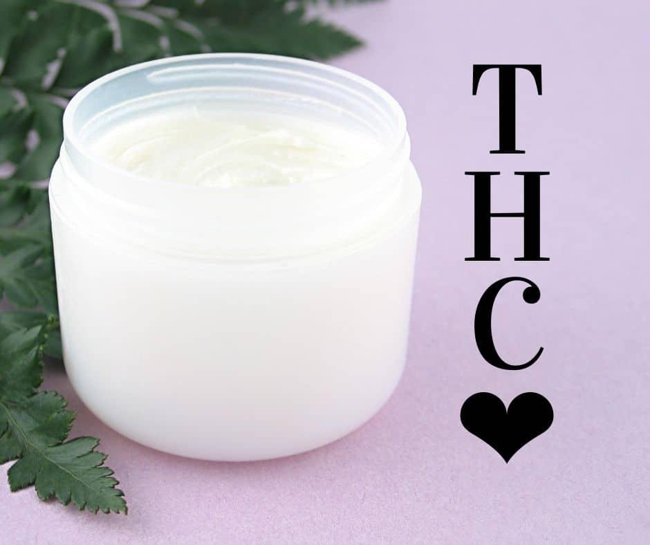 thc lotion