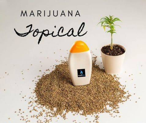 marijuana topical