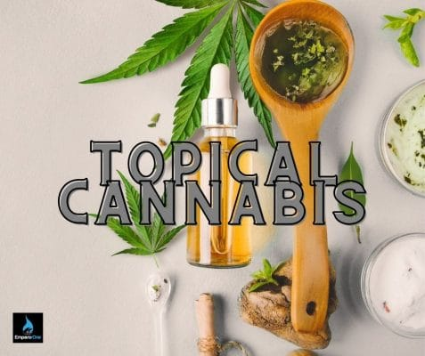 topical cannabis oil for pain