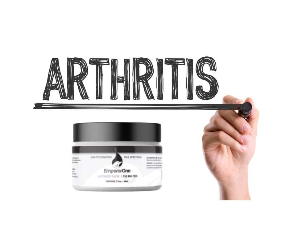 topical cannabis arthritis